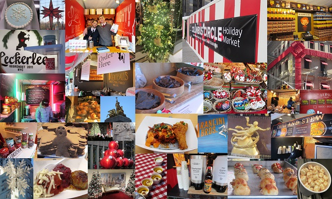 Festive Food & Holiday Fun
