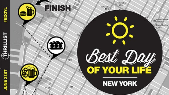 Make the longest day your best with Thrillist!