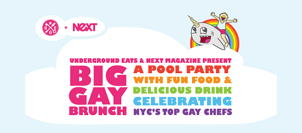 BIG GAY BRUNCH!